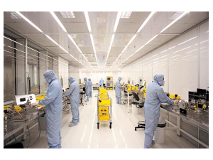 Manufacturing semiconductors