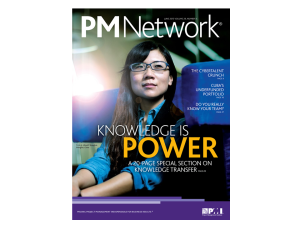 PM Network June cover